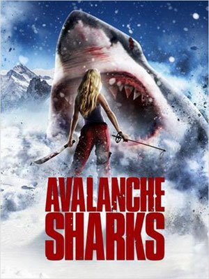 Avalanche Sharks (2013/de Scott Wheeler)