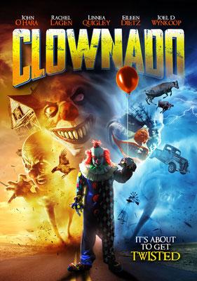 Clownado (2019/de Todd Sheets)