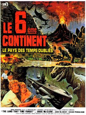 Le 6ème Continent (1975/de Kevin Connor)