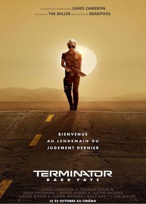 Terminator - Dark Fate (2019/de Tim Miller)
