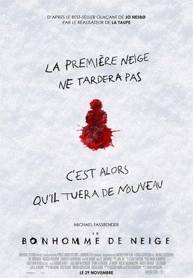 Le Bonhomme De Neige (2017/de Tomas Alfredson)