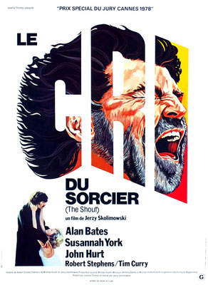 Le Cri Du Sorcier (1978/de Jerzy Skolimowski)