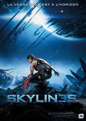 Skylines (2020/de Liam O'Donnell)