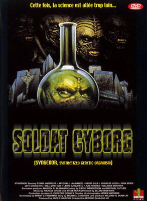 Soldat Cyborg