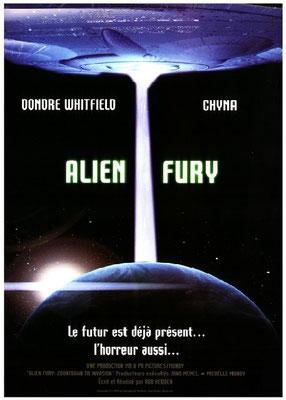 Alien Fury (2000/de Rob Hedden)