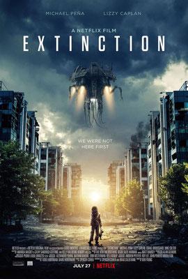 Extinction (2018/de Ben Young)
