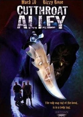 Cutrrhoat Alley (2003/de Timothy Wayne Folsome)