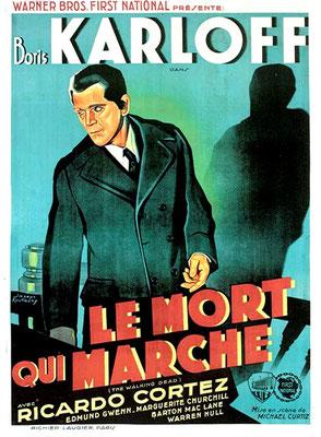Le Mort Qui Marche (1936/de Michael Curtiz)