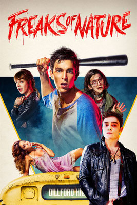 Freaks Of Nature (2015/de Robbie Pickering)