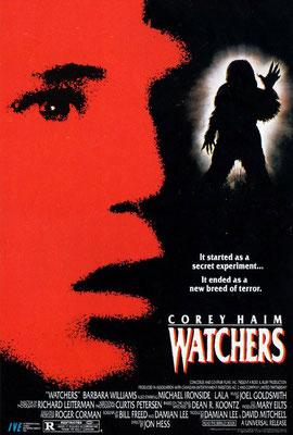 Watchers (1988/de Jon Hess)