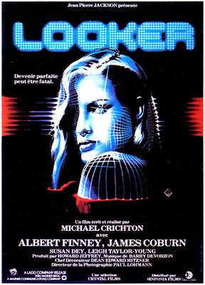 Looker (1981/de Michael Crichton)