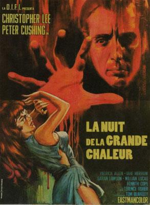La Nuit De La Grande Chaleur (1967/de Terence Fisher)