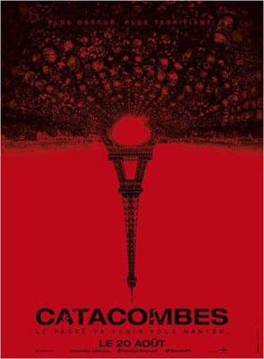 Catacombes (2014/de John Erick Dowdle)