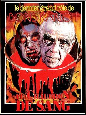 Le Chaudron De Sang (1970/de Santos Alcocer & Edward Mann)