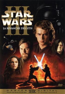 Star Wars : Episode 3 - La Revanche Des Sith (2005/de George Lucas)
