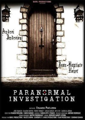 Paranormal Investigation (2018/de Franck Phelizon)