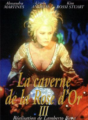 La Caverne De La Rose d'Or - Chapitre 3 : La Reine Des Ténèbres