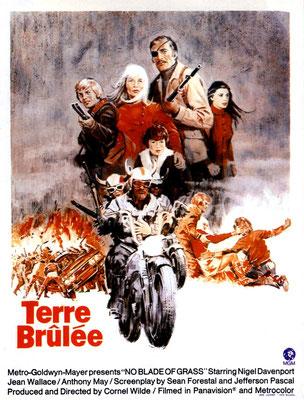 Terre Brûlée (1970/de Cornel Wilde)