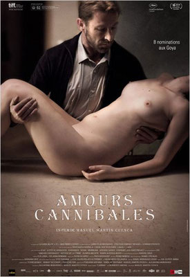 Amours Cannibales (2014/de Manuel Martin Cuenca)