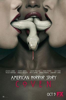 American Horror Story - Coven (Saison 3)