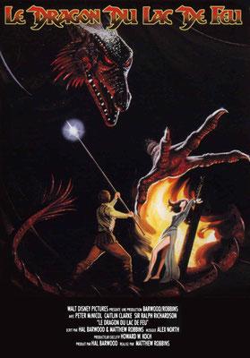 Le Dragon Du Lac De Feu (1981/de Matthew Robbins)