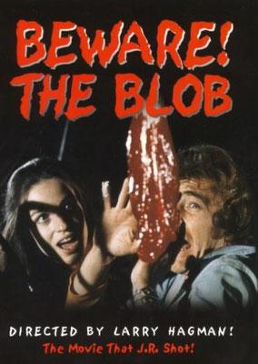 Attention Au Blob (1972/de Larry Hagman)