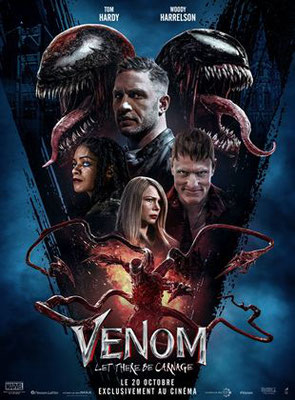 Venom : Let There Be Carnage (2021/de Andy Serkis)