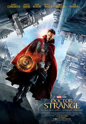 Doctor Strange (2016/de Scott Derrickson)
