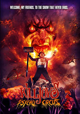 Killjoy's Psycho Circus (2016/de John Lechago)
