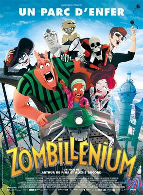 Zombiellénium (2017/de Arthur De Pins & Alexis Ducord)