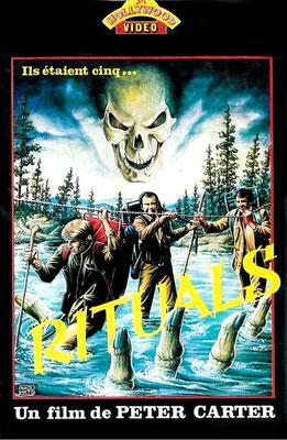 Rituals (1977/de Peter Carter)