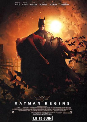 Batman Begins (2005/de Christopher Nolan)