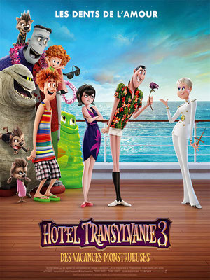 Hôtel Transylvanie 3 - Des Vacances Monstrueuses (2018/de Genndy Tartakovsky)