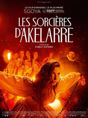 Les Sorcières D'Akelarre (2020/de Pablo Agüero)