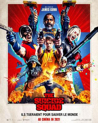 The Suicide Squad (2021/de James Gunn)