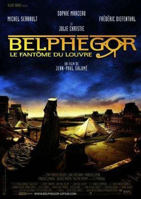 Belphégor - Le Fantôme Du Louvre (2000/de Jean-Paul Salome)