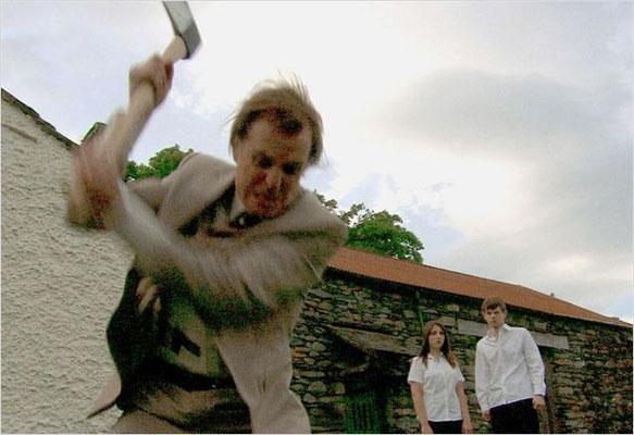 Desaxé de Ryan L. Driscoll - 2011 / Thriller - Horreur