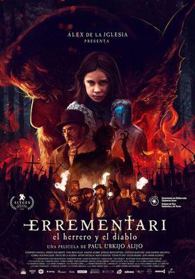 Errementari - Le Forgeron Et Le Diable (2017/de Paul Urkijo Alijo)