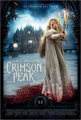 Crimson Peak (2015/de Guillermo Del Toro)