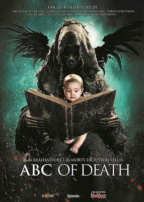 ABC Of Death (2013/de Bruno Forzani, Hélène Cattet, Xavier Gens...)