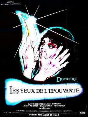 Dominique - Les Yeux De l'Épouvante (1979/de Michael Anderson)