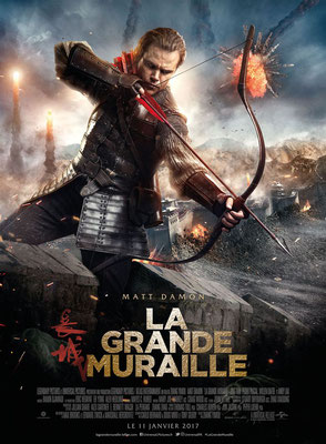 La Grande Muraille (216/de Zhang Yimou)