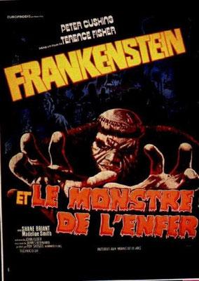 Frankenstein Et Le Monstre De L'Enfer