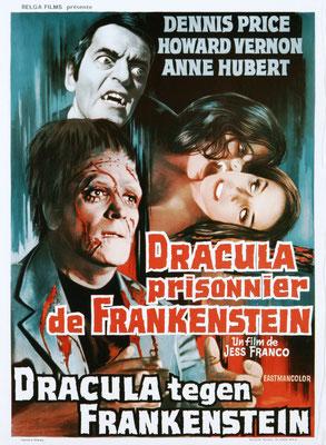 Dracula Prisonnier De Frankenstein (1972/de Jesus Franco)
