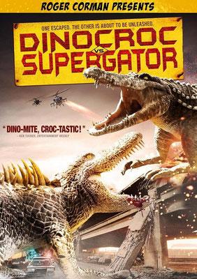 Dinocroc Vs. Supergator (2010/de Jim Wynorski)