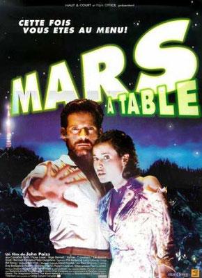 Mars à Table (1999/de John Paisz)