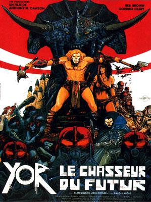 Yor - Le Chasseur Du Futur (1983/de Antonio Margheriti)