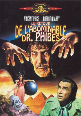 Le Retour De L'Abominable Docteur Phibes