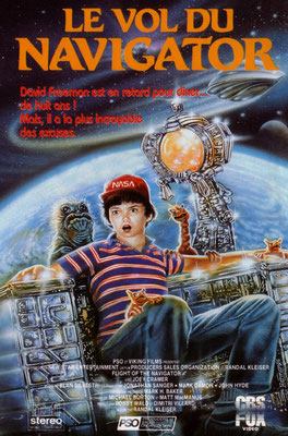 Le Vol Du Navigator (1986/de Randal Kleiser)
