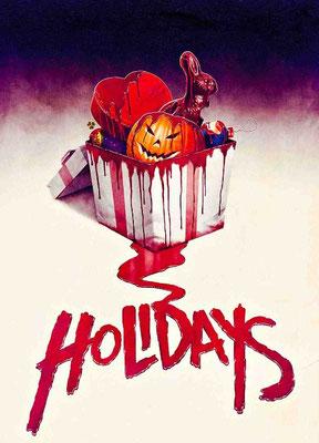 Holidays (2016/de Anthony Scott Burns, Kevin Kölsch, Nicholas McCarthy...)